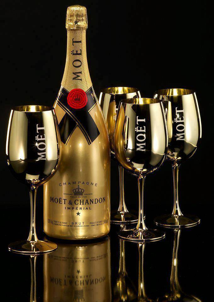 Шампанское moet & chandon (моет и шандом), виды