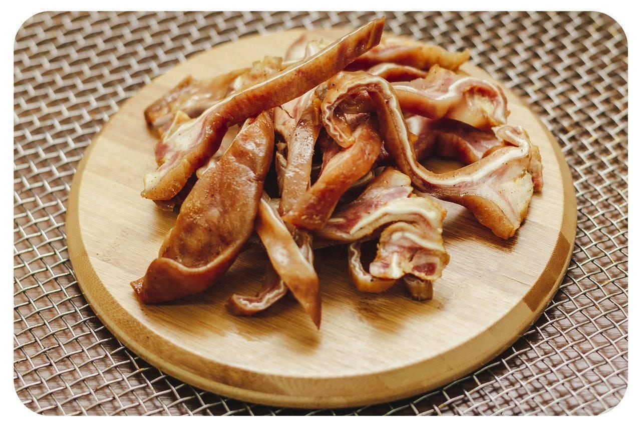Свиные уши - лучшие идеи применения субпродуктов для оригинальных блюд