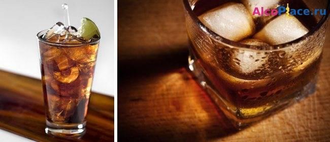 Виски с колой: советы профессионалов, рецепты и названия коктейлей, пропорции и правильное употребление