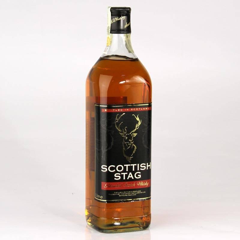 Обзор виски the glen stag глен стаг