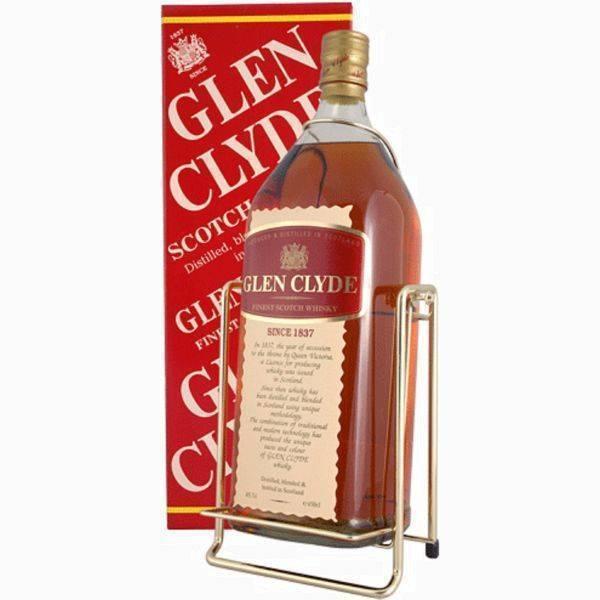 Виски «глен клайд ай эм» (glen clyde) солодовый 0.7 л крепость 40% в п/у