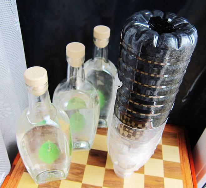 Как сделать угольный фильтр для самогона своими руками