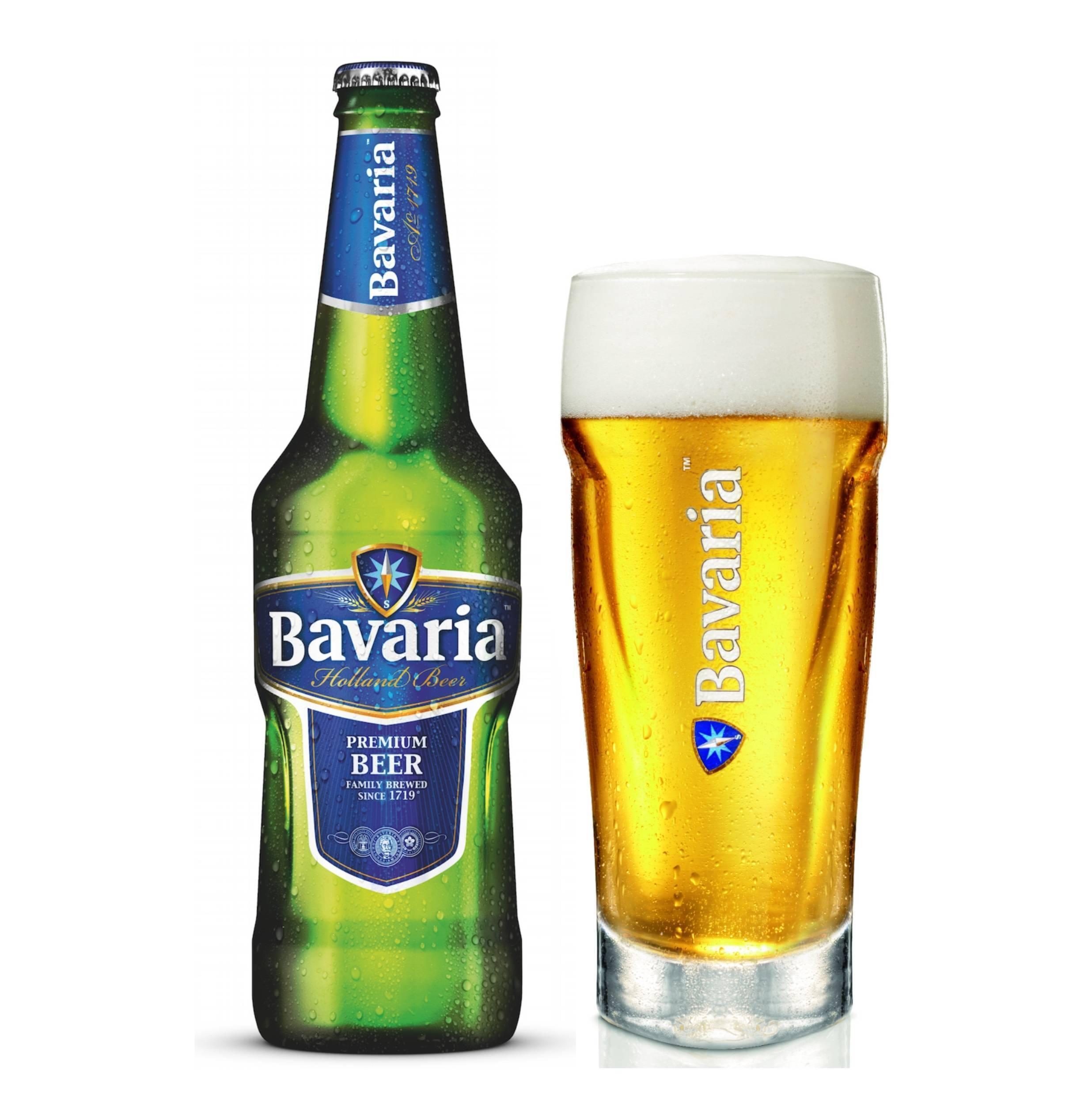 Пиво bavaria (бавария) — история возникновения и характеристика