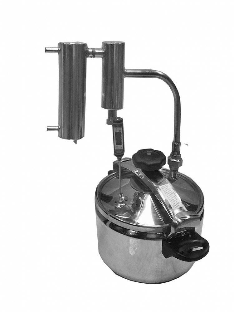Как сделать самогонный аппарат из скороварки своими руками