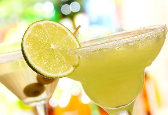 Как сделать коктейль маргарита в домашних условиях