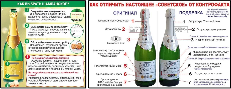 Готовим домашнее шампанское