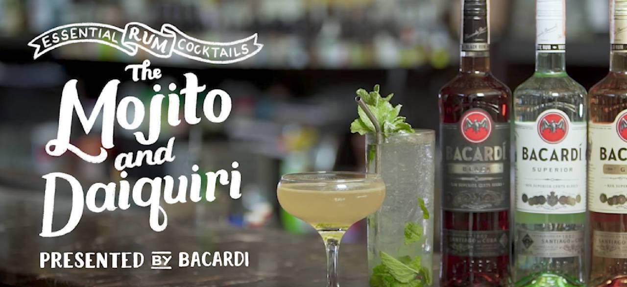 С чем пьют «бакарди»? рецепты употребления рома, коктейли