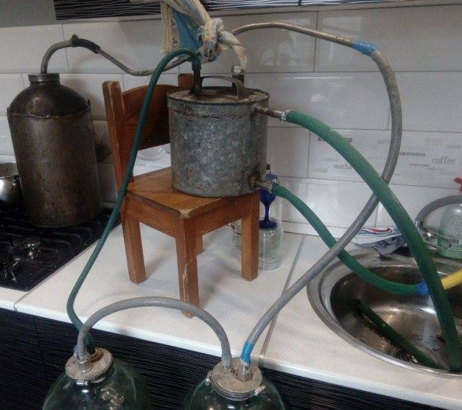 Как в домашних условиях приготовить настоящий абсент из самогона