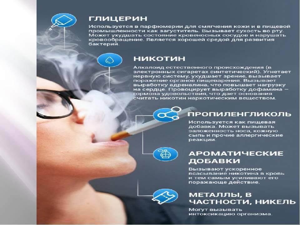 Почему когда куришь кружится голова и тошнит: основные причины и способы облегчения состояния - я здоров