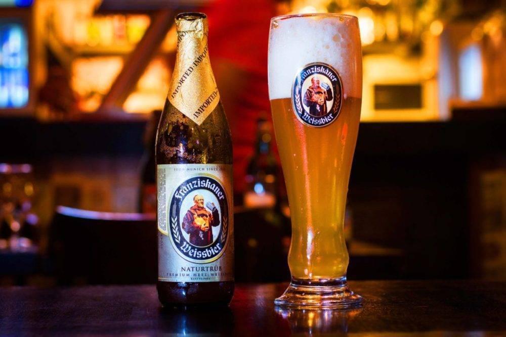 Пиво franziskaner (францисканер): обзор линейки бренда | inshaker | яндекс дзен