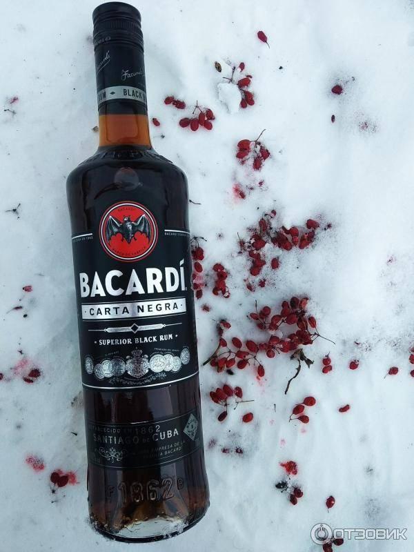 Ром бакарди (bacardi) — особенности производства, виды и состав напитка