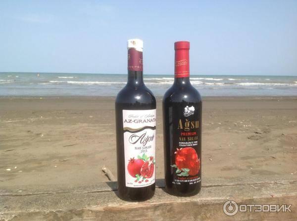 Лучшие азербайджанские вина