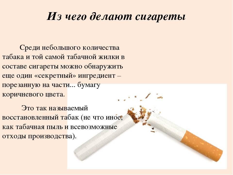 20 шокирующих фактов о курении