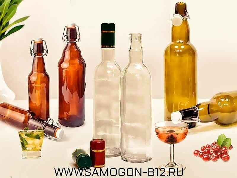 Этикетки на бутылки самогона