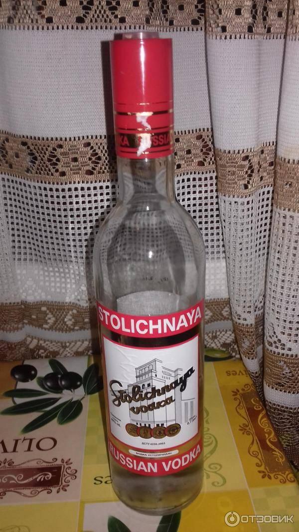 Обзор видов белорусской водки