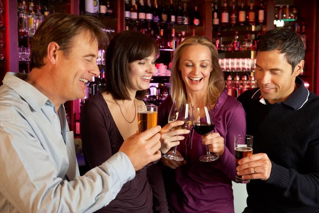 Чем можно заменить алкоголь