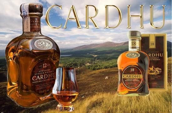 Обзор линейки легендарного виски Cardhu. История создания, описание и цены