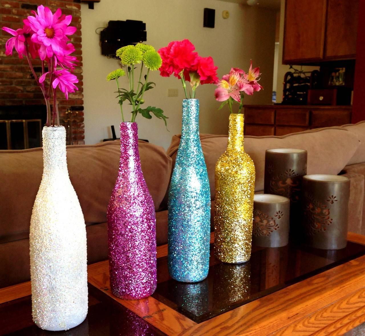 Как украсить шампанское на свадьбу своими руками: идеи и пошаговый мастер-класс