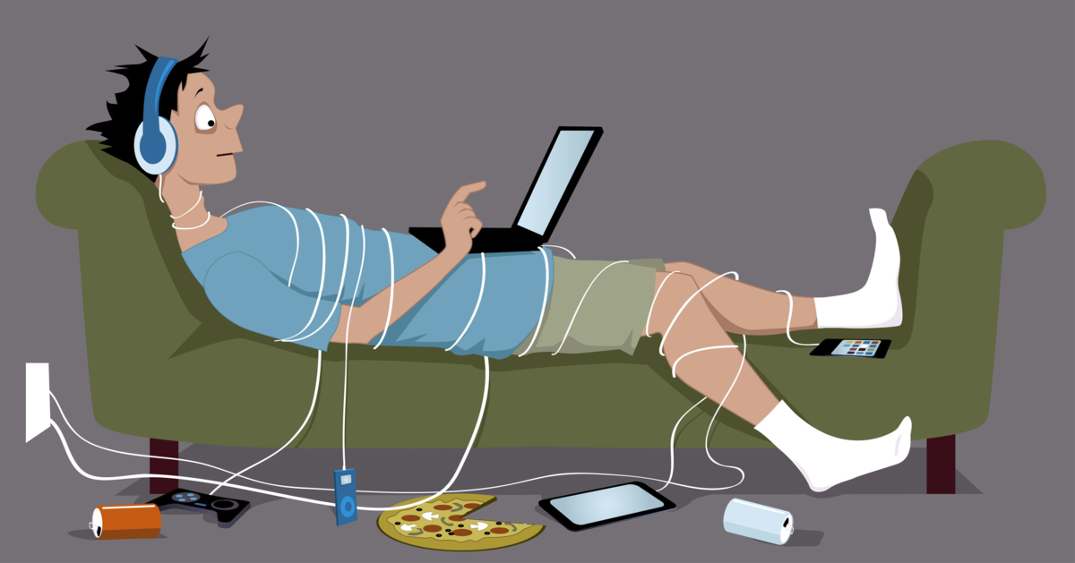 Интернет-зависимость - признаки и причины, к чему приводит и как избавиться?