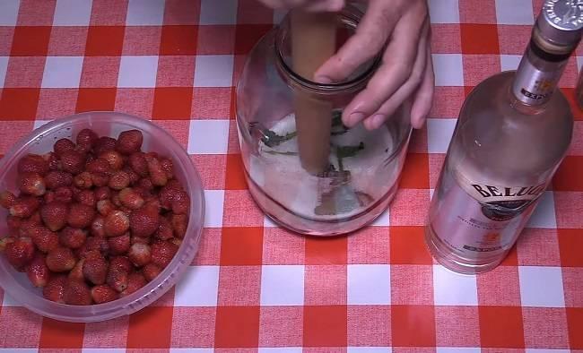 Настойка из земляники на водке и спирту: правила хранения и употребления напитка, особенности приготовления и ключевые моменты технологии