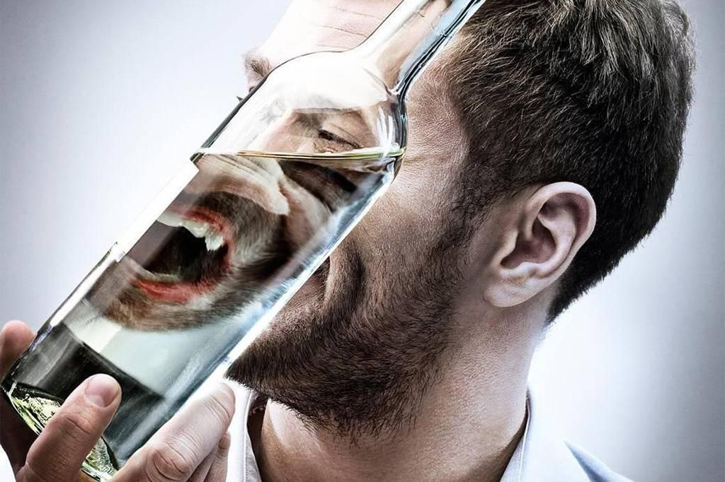 Почему пьяный человек становится агрессивным — алкоголики