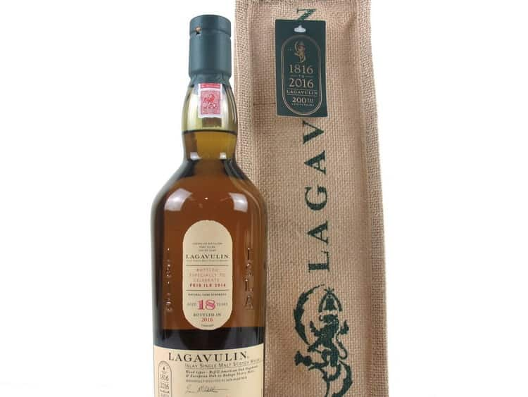 Виски лагавулин (lagavulin) – история создания и разновидности