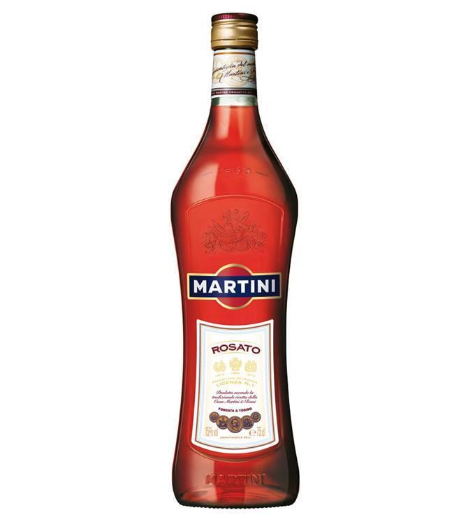Виды мартини: классификация марок мартини