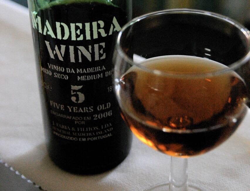 Мадера (madeira)   любимые коктейли