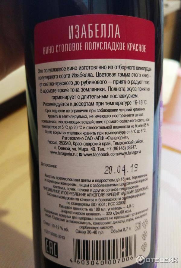 Вино из винограда изабелла в домашних условиях - простой пошаговый рецепт - домашняя кулинария