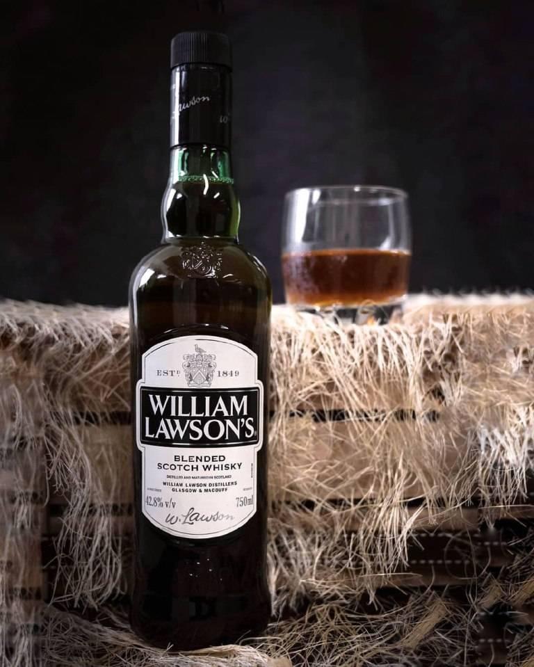 Виды виски william lawson s