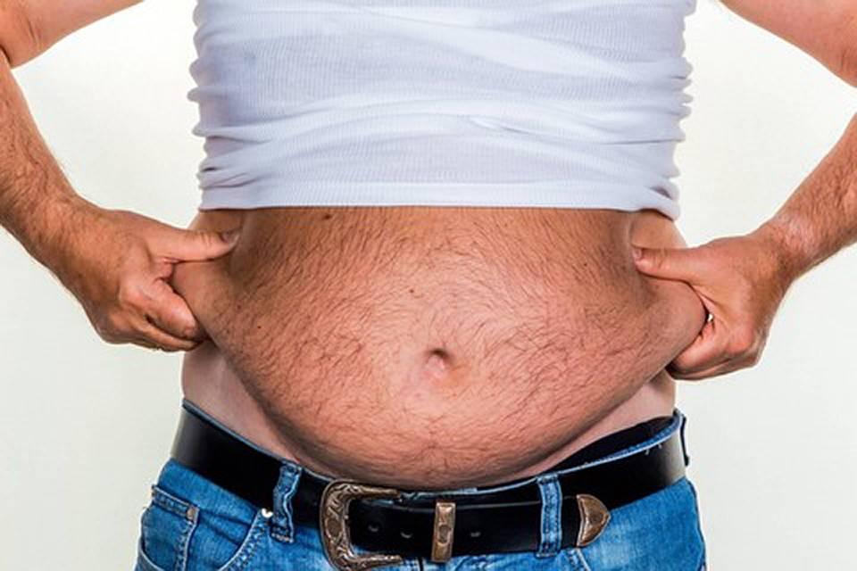 Как убрать пивной живот у мужчин и женщин в домашних условиях в короткие сроки