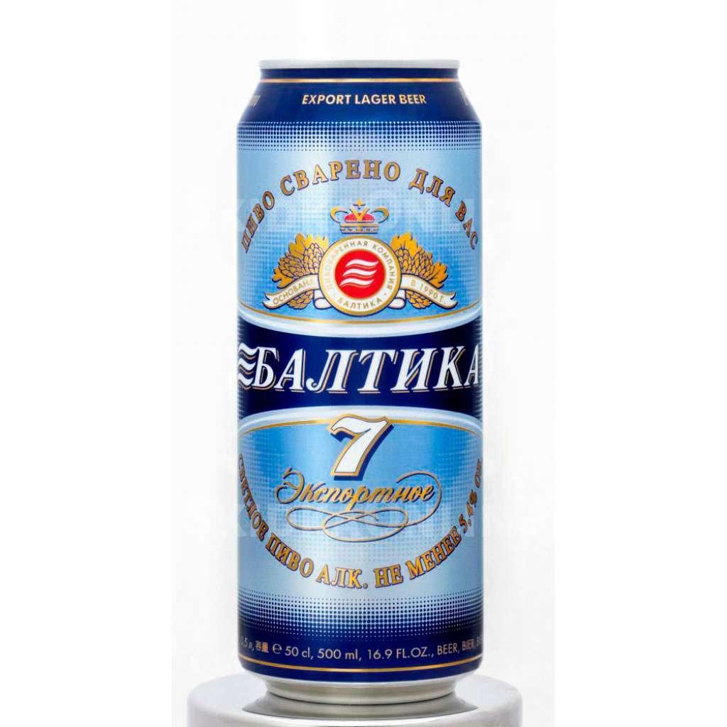 Все о пиве балтика 0