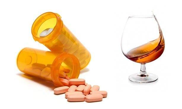 Принципы взаимодействия статинов со спиртными напитками