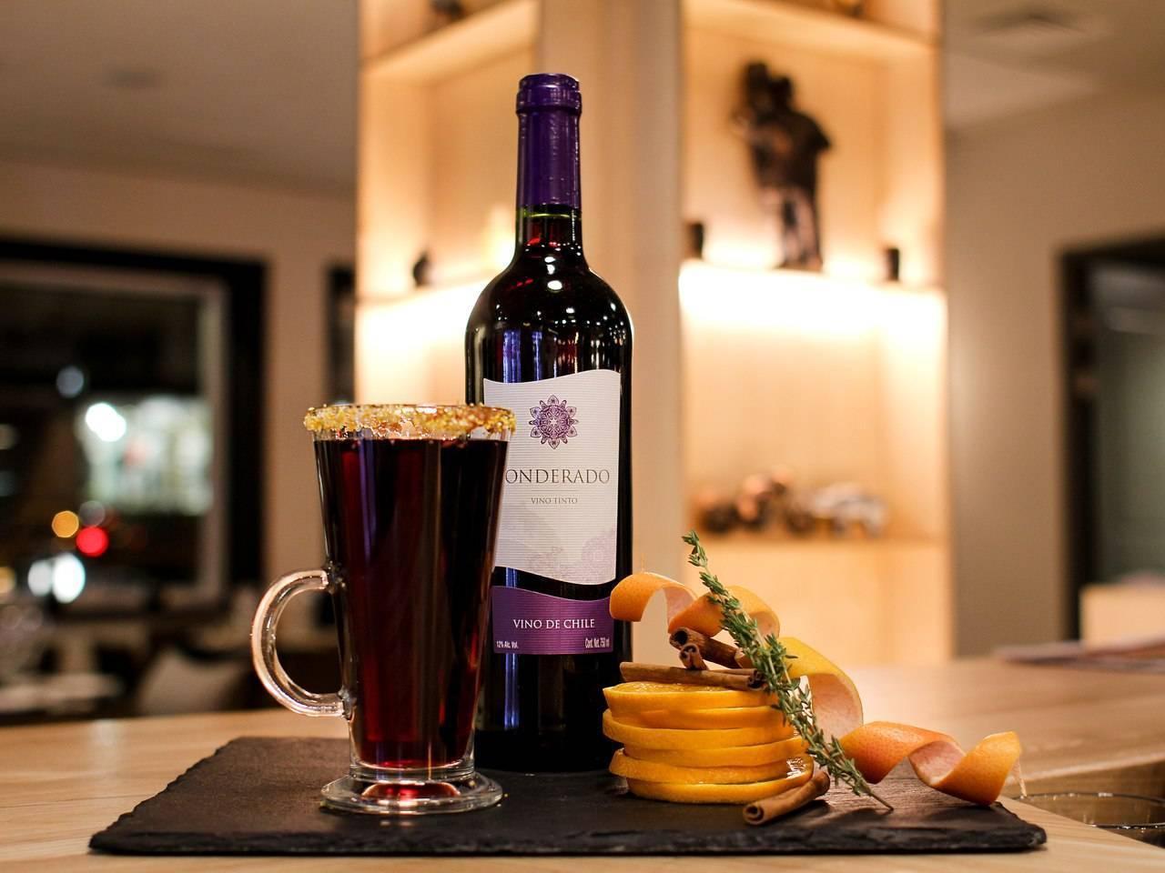Глинтвейн в домашних условиях: без алкоголя, из белого и красного вина