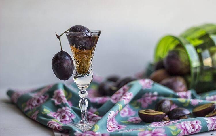 Сливянка в домашних условиях простые рецепты с водкой без водки на спирту - скороспел