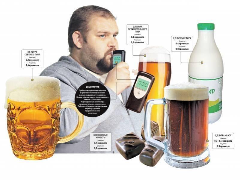 Чем заменить пиво по вечерам, что можно пить вместо него