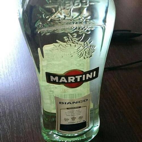 Срок годности мартини