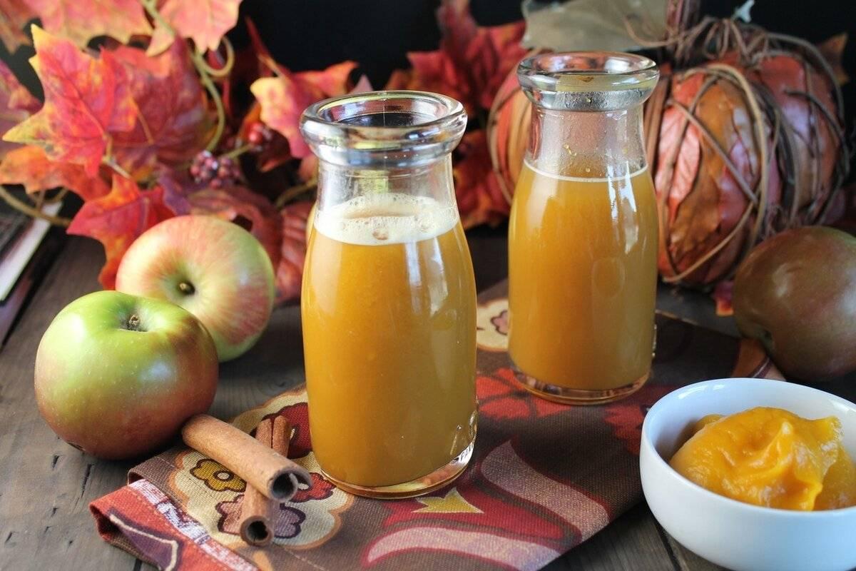 Рецепты домашнего яблочного сидра