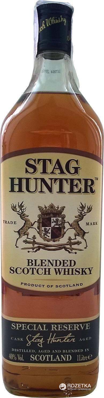 Пробую виски из бристоль - glen stag