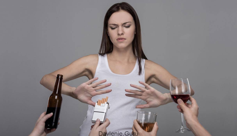 Что вреднее — сигареты или алкоголь?