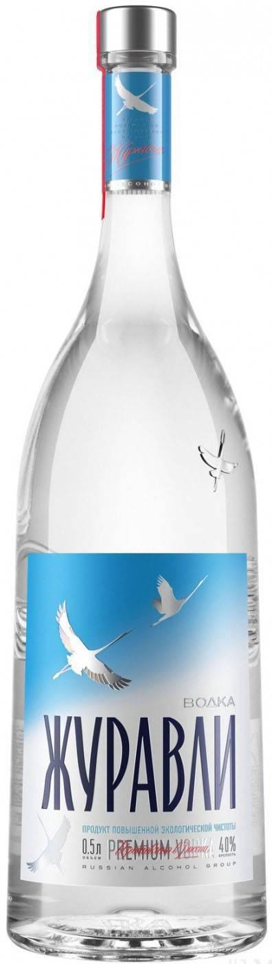 Журавли (водка) — циклопедия