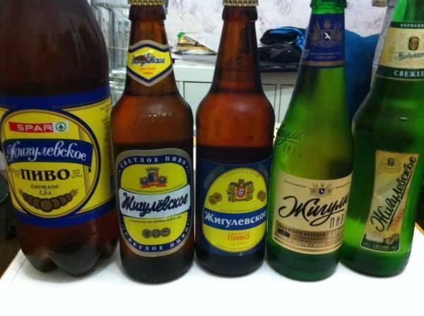 Варим жигулевское пиво дома