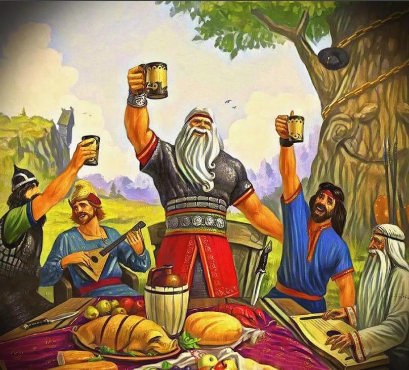 Племена древней руси: описание народов, исторические факты, славянская культура