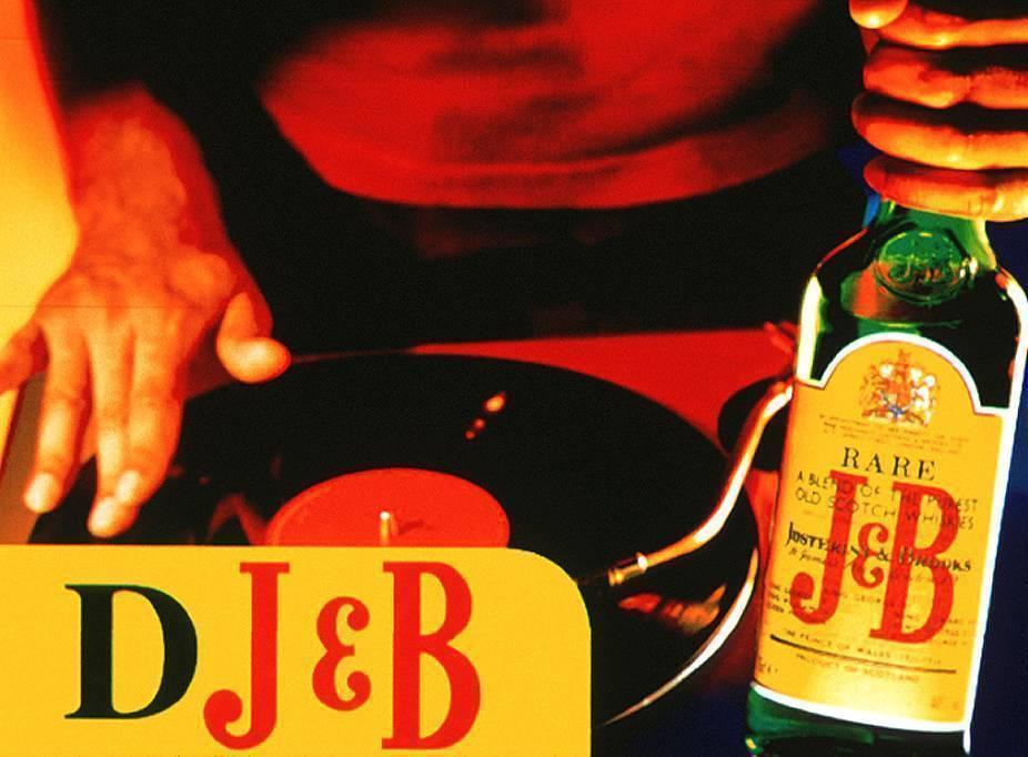 J&b - виски из шотландии