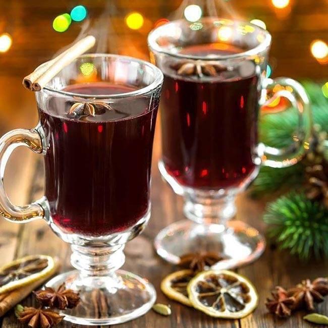 Три горячих и три холодных рождественских напитка. лучшие рецепты