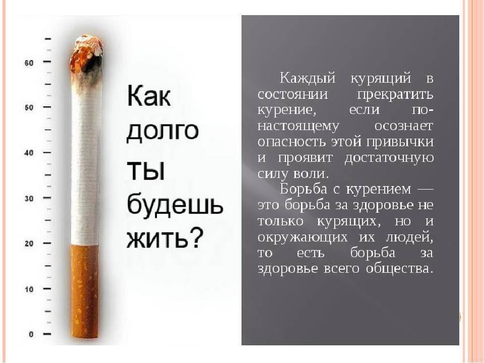 Тошнит от сигарет: причины и как снять симптомы