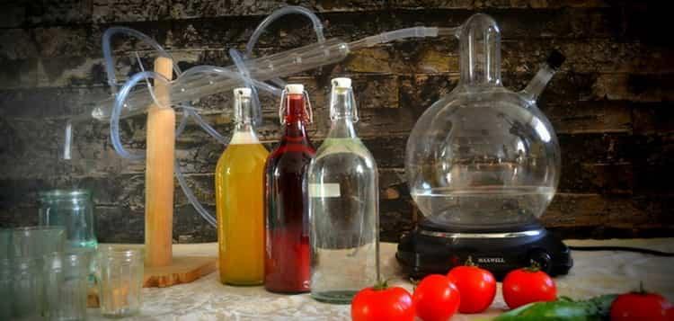 Чача в домашних условиях — рецепты приготовления