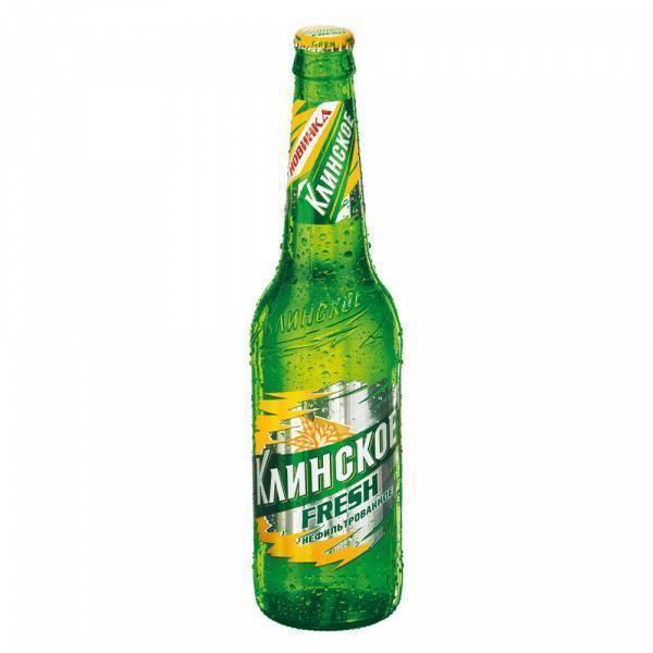 """""""клинское"""" пиво. отзывы покупателей, цены :: syl.ru"""