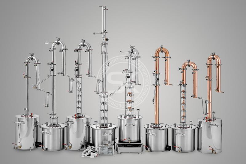 Какие самогонные аппараты подходят для производства виски