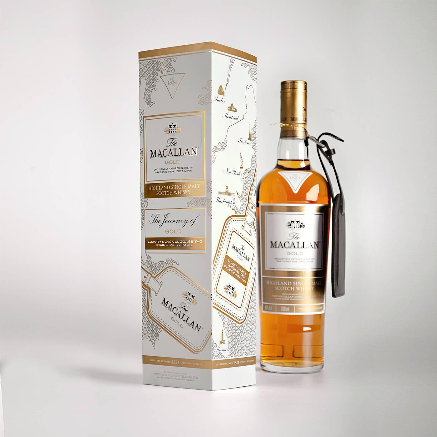 The macallan как отличить оригинальный виски от подделок